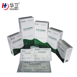Nonwoven Medical Sterile Wound dressing