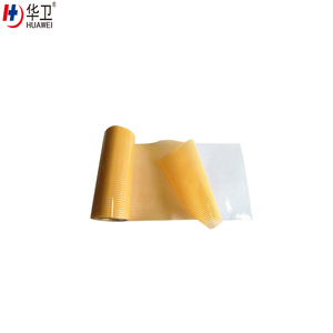 Adhesive surgical pe film rolls for bottle mouth protection patch
