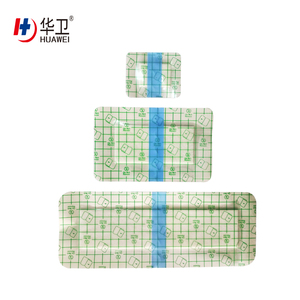 Sterile Wound PU film Transparent Dressing
