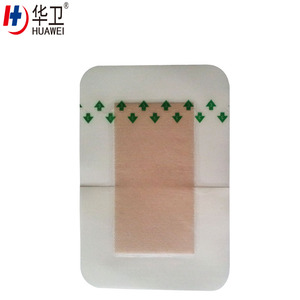 Sterile Medical Transparent Wound Dressing With CE, ISO, FDA Certificate