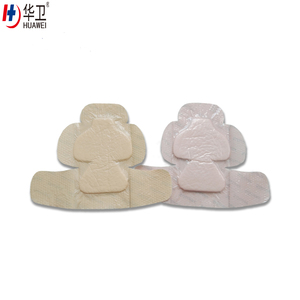 postoperation silicone wound dressing