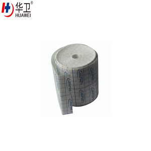 Adhesive Fixation Medical Plaster Tape with CE certificate
