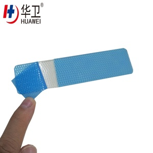 35*120mm silicone scar sheet silicone sheeting scar