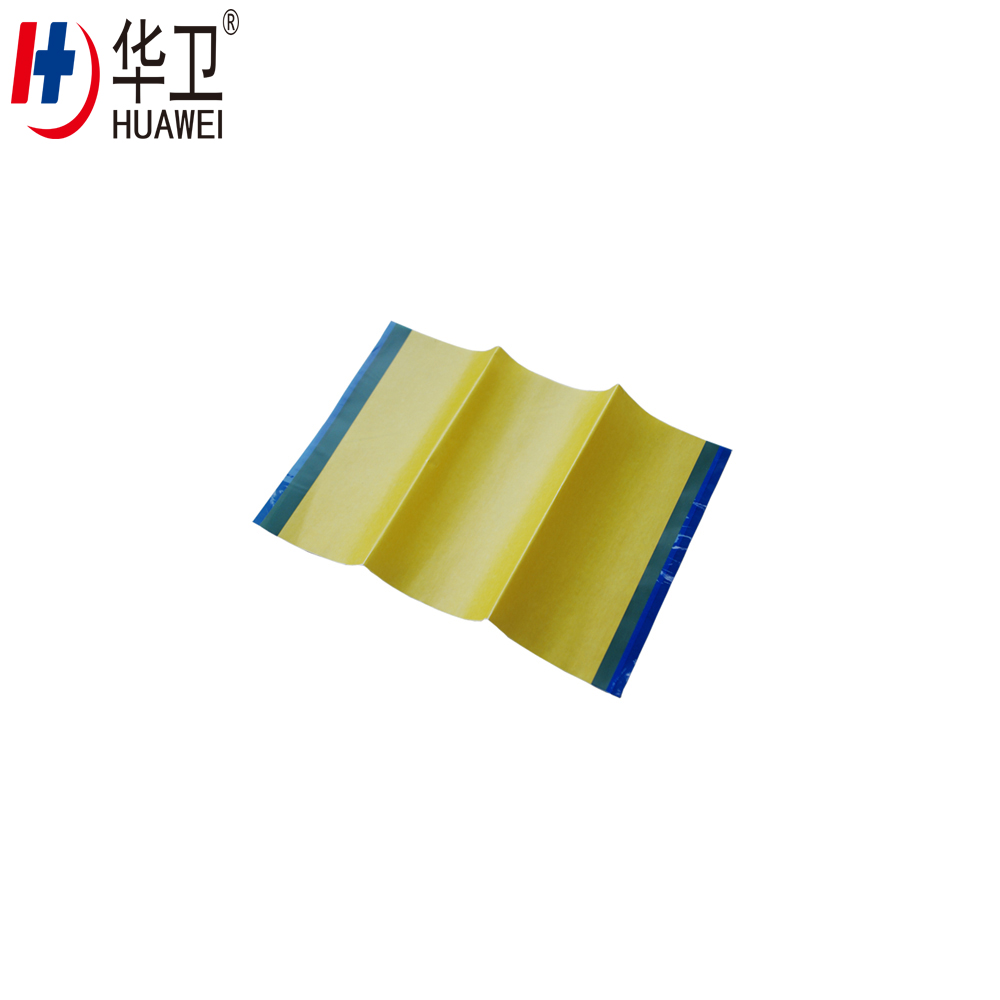 Iodine Self-Adhesive Surgical Incise Dressing Film