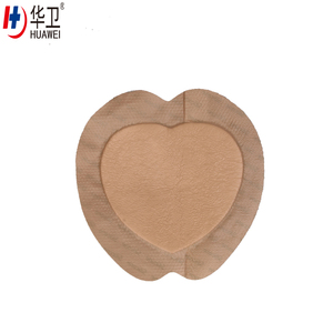 Best factory producing new products patches pu foam wound dressing