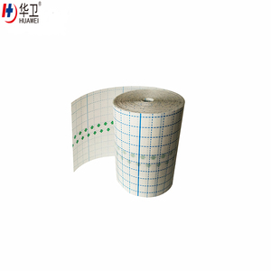 China Factory Raw Material PU Film Disposable Surgical Drape